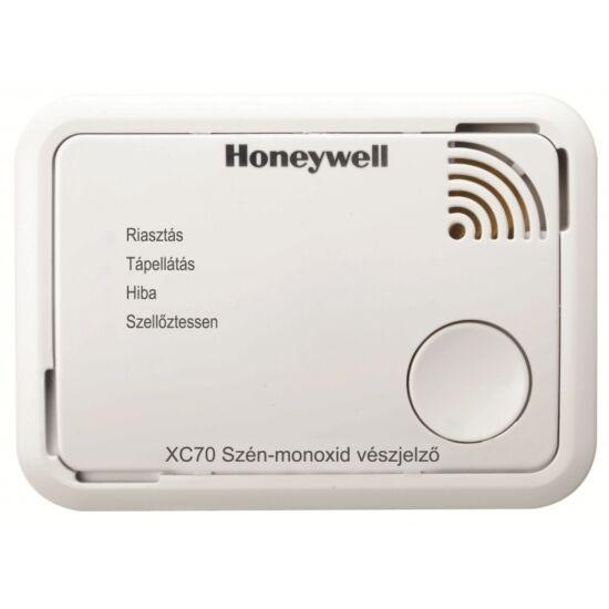 Honeywell szénmonoxid érzékelő XC70