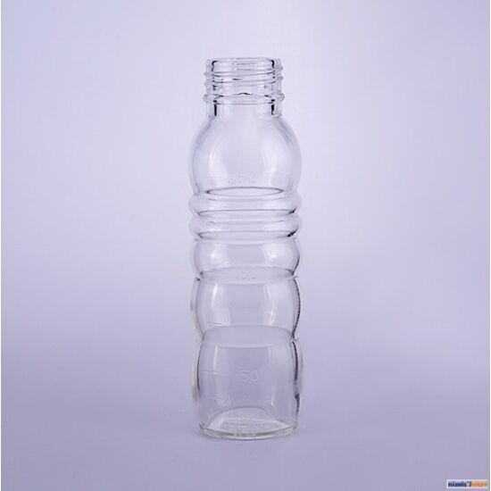 Pót üvegpalack a 0,3 l-es Thank you ÖKOpalackhoz