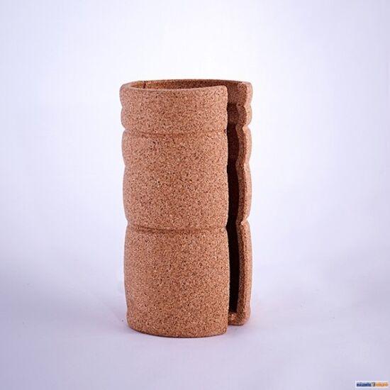 Parafa-borítás a 0,7 literes Lagoena hordozható palackhoz