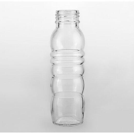 Pót üvegpalack a 0,5 l-es Thank you ÖKOpalackhoz