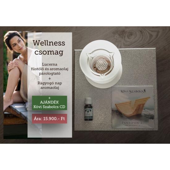 Wellness csomag