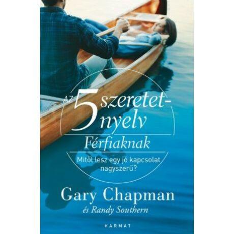 Az 5 szeretetnyelv – Férfiaknak Gary Chapman