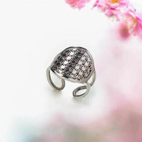 Élet Virága gyűrű