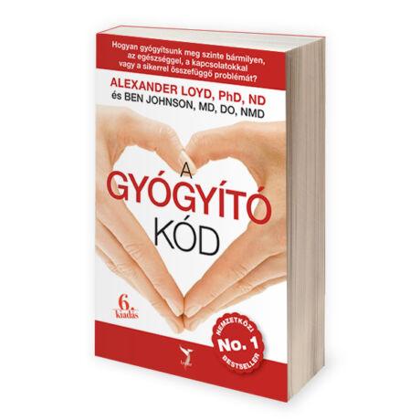 Alexander Loyd, Ben Johnson: A Gyógyító Kód